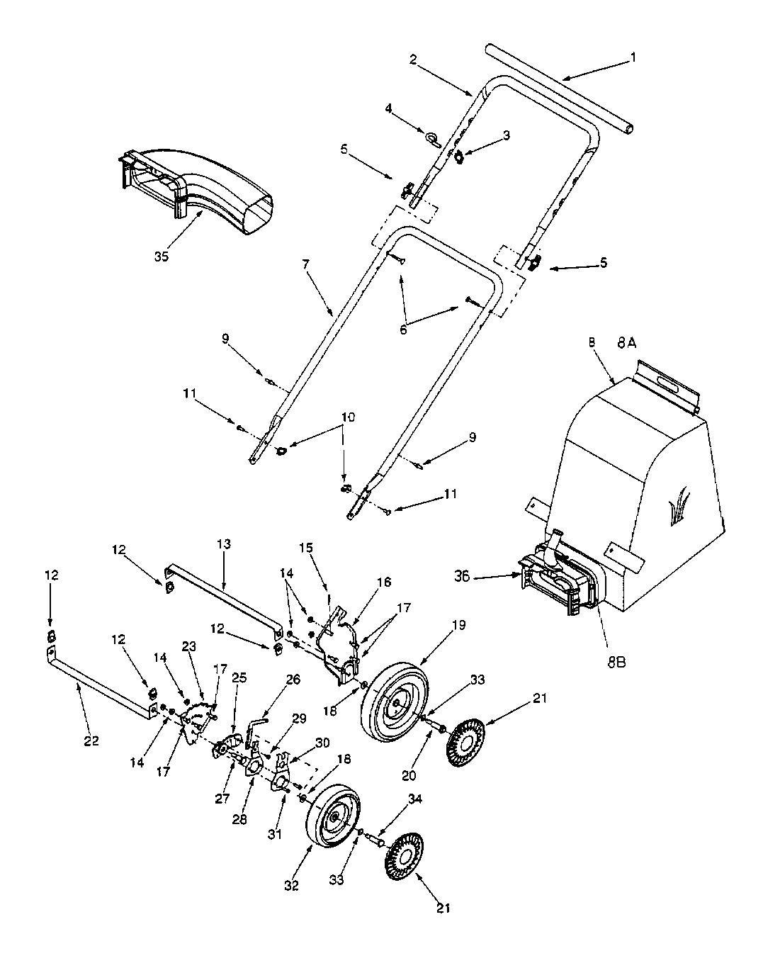 yard man snow blower yard man by mtd wiring diagram odicis